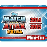 Topps701093 - Match Attax Extra Bundesliga 2014/2015 - Mini Tin - Deutsch