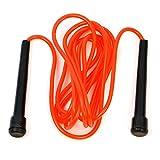 MTG Pro Kunststoff Speed Rope Rot-Schwarz