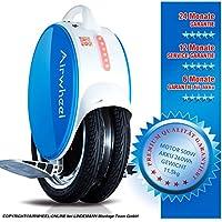 elektroein Cilindro de pie Roller–Patinete monowheel Self Balance Airwheel Q5260Wh. Top Calidad. 24meses de garantía. garantía de 12meses de servicio. 6meses de garantía para batería