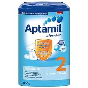 Aptamil 2 épisode lait avec Pronutra, 800g
