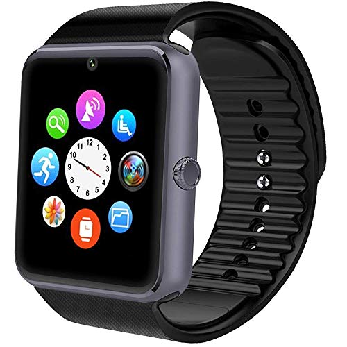 Willful Smartwatch Android iOS Smart Watch Telefono Touch con SIM Slot Notifiche...