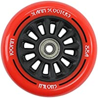 ABEC 9 Slamm Neochrome V-Ten Scooter Wheels 110mm//88a