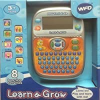 MY 1ST TABLET TOY IPAD EDUCATIONAL KIDS LEARNING LAPTOP ACTIVITY LEARN & GROW TOYS FOR CHILDREN KIDS BLUE
