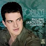 Opium : mélodies françaises / Reynaldo Hahn, Cécile Chaminade, Jules Massenet, [et als].... | Hahn, Reynaldo (1874-1947)
