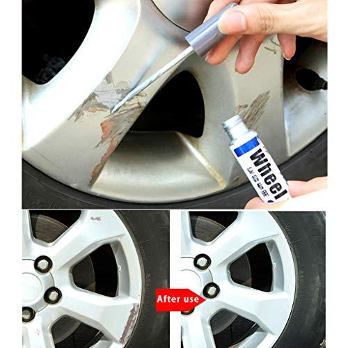 Kfz-Hochleistungs-Radlack, Auto-Reifenreparaturstift, Auto-Reifen-Stift