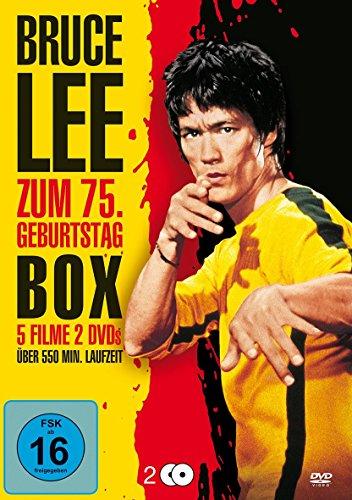 Bruce Lee Box - Zum 75. Geburtstag [2 DVDs]