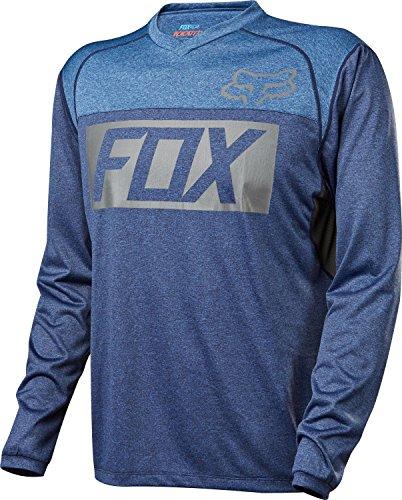 Fox Jersey Indicator Blau Gr. S