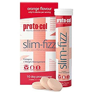 Save on Proto-col Slim-fizz, a Natural Weight Loss Aid