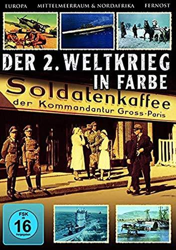 Der 2. Weltkrieg in Farbe (5 DVD Schuber)