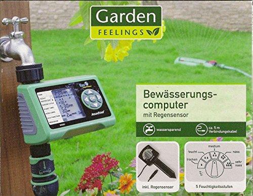 Garden Feelings - Bewässerungscomputer mit Regensensor