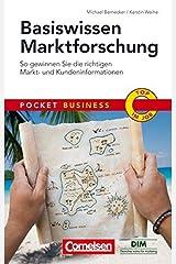 Basiswissen Marktforschung (Cornelsen Scriptor - Pocket Business) Taschenbuch