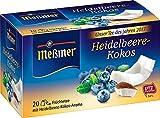 Meßmer Unser Tee des Jahres 2017 Heidelbeere-Kokos