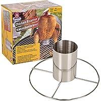 Barbacoa vertical pollo asado parrilla para barbacoa de cocina Soporte para