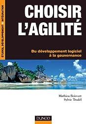 Choisir l'agilité- Du développement logiciel à la gouvernance