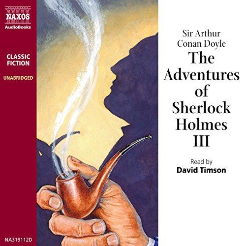 The Adventures of Sherlock Holmes III  Audiolibri