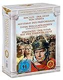 DVD Cover 'Monumental Collection (4er-Schuber: Titan der Gladiatoren - Aufstand der Prätorianer - Maciste - Spartacus) [4 DVDs]