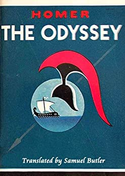 The Odyssey (Illustrated) by [Homer]