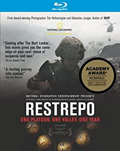 Restrepo [Blu-ray] [2010] [US Import]