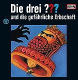 017/und die Gefährliche Erbschaft [Vinyl LP] - limitierte Picture-Vinyl - Die Drei ???