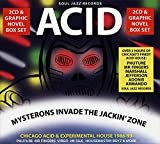 Acid-Mysterons Invade the Jackin' Zone
