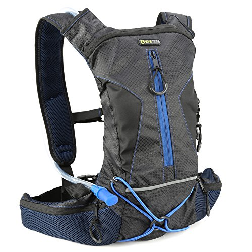 hydration-backpack-2l-evecase-sport-daypack-bag-rucksack-pack-with-2l-water-hydration-bladder-pocket