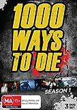 1000 Wege, ins Gras zu beißen / 1000 Ways to Die (Season 1) - 3-DVD Set ( ) [ Australische Import ]