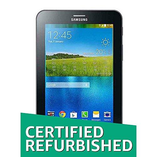 (CERTIFIED REFURBISHED) Samsung Galaxy J MaxSM-T285YZKYINS Tablet (7 inch, 8GB, Wi-Fi + Voice Calling), Black