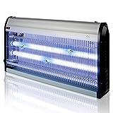 Gardigo Insektenvernichter 150m² mit UV Licht | Insektenabwehr Elektrisch Gegen Mücken, Fliegen, Moskitos | Mückenschutz Lampe | Deutscher Hersteller