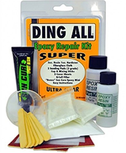 Ding All Epoxy Super Surfboard Repair Kit by Ding All