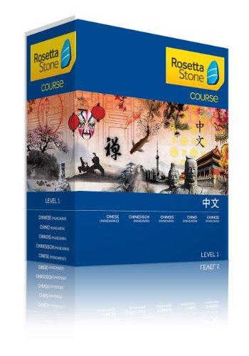 Rosetta Stone Course - Einstiegsniveau Chinesisch (Mandarin) Level 1