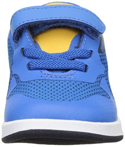 Puma Unisex-Kinder Icra Evo V Inf Low-Top Blau (french blue-french blue 04)