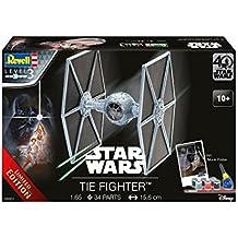 """'Revell 06051–Maqueta de Tie Fighter 40Years Star Wars en escala 1: 65"""""""