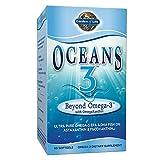 Garden of Life Oceans 3 Beyond Omega 3, ...