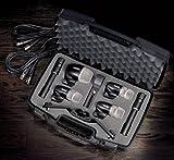 from Shure Shure Performance Gear PGDMK6-XLR set de micros batterie Model PGDMK6-XLR