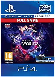 PlayStation VR Worlds [PS4 PSVR PSN Code - UK Account]