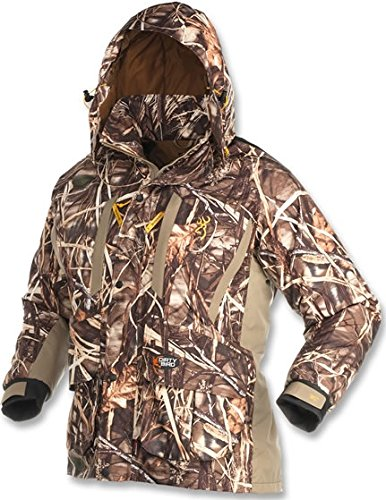 Jagdjacke Härkila Dirty Bird Browning, camouflage-design