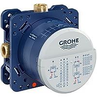 GROHE Rapido Smartbox , Brause- und Duschsysteme - Universal Unterputz-Einbaukörper , DN 15 , 35600000