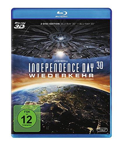 Bild von Independence Day: Wiederkehr [3D Blu-ray]