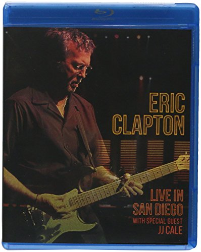 Eric Clapton - Live in San Diego (with Special Guest JJ Cale) [Blu-ray]