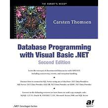 Database Programming with Visual Basic .NET (.Net Developer)