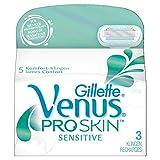 Gillette Venus ProSkin Sensitive Klingen 3 Stück