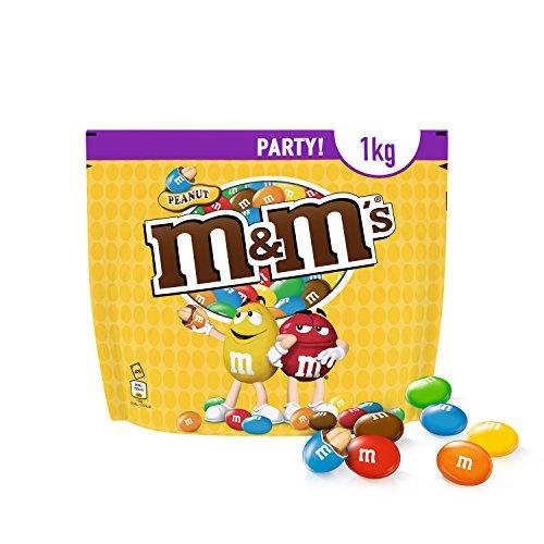 M&M's Pochon de Chocolat Cacahuète 1 kg