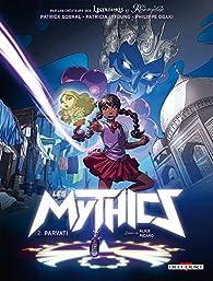 Mythics, tome 2 : Parvati par Philippe Ogaki