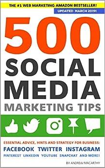 Descargar PDF Gratis 500 Social Media Marketing Tips