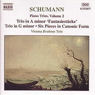 Schumann, R.: Piano Trios, Vol. 2