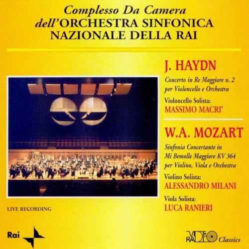 Sinfonia concertante in mi bemolle maggiore KV 364, per ...