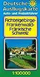 Fichtelgebirge - Frankenwald /Fränkische Schweiz -