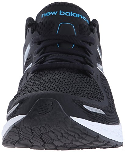 New Balance Damen W1980 Zante Fresh Foam Nbx Performance Funktionsschuh Schwarz (BS2 BLACK/SILVER 8)