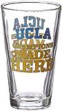 Boelter Brands NCAA UCLA Bruins Slogan Pint, 16-ounce, 2-Pack