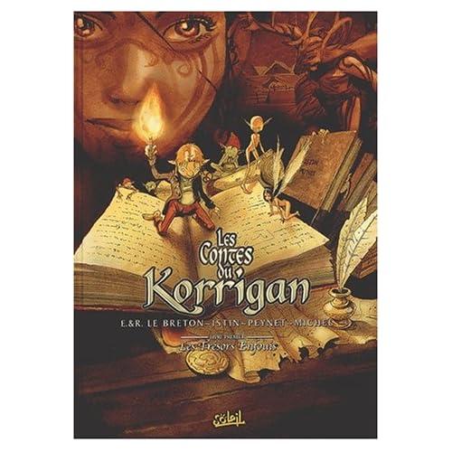 Les contes du Korrigan, Tome 1 : Les trésors enfouis